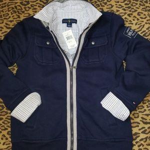 Ralph Lauren shirt & Tommy Hilfiger jacket